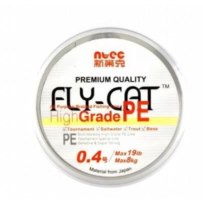 Pintas valas Fly-Cat Pe 8 gijų, 150m.