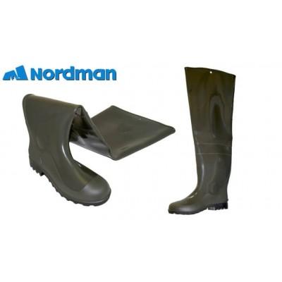 Guminiai botai NORDMAN Single PC9-RC