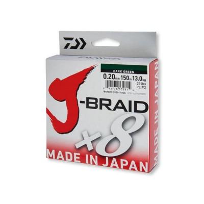 Pintas valas Daiwa J-Braid X8 300m.