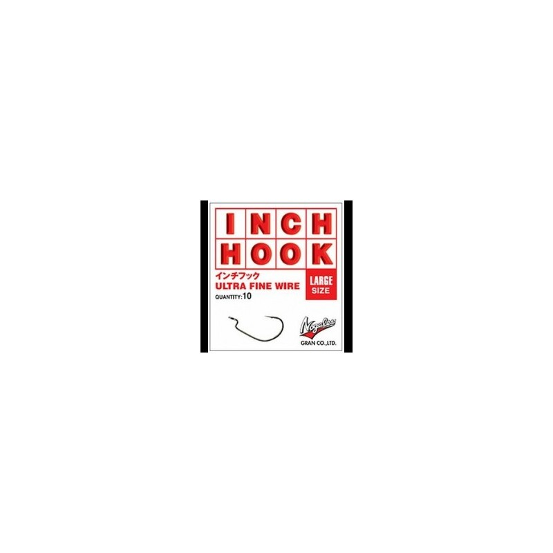 Ofsetiniai kabliai Varivas Gran Inch Hook