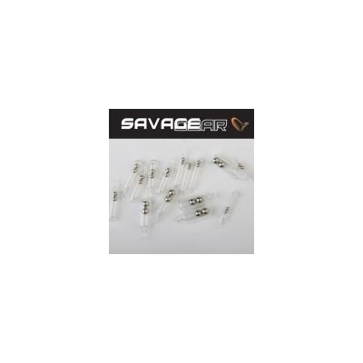 Barškučiai minkštiesiems masalams Savage Gear mix