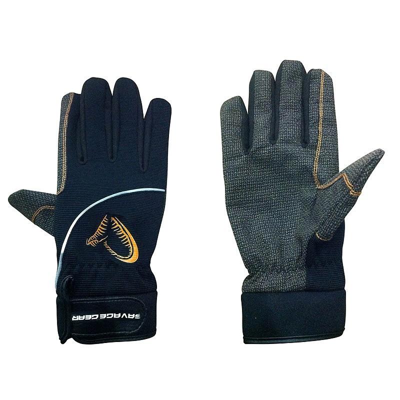 Pirštinės Savage Gear Shield Glove su Kevlar apsauga