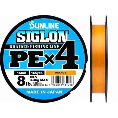 Pintas valas Sunline Siglon PE X4, 150m